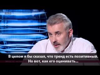 Вадим Дымов о том, на что теперь надеются предприниматели