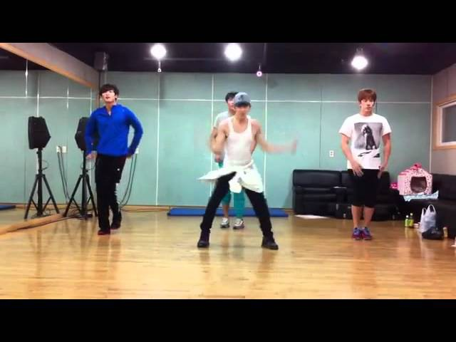 2AM - Good-bye Baby (Cover Miss A) (Dance Practice) КФК