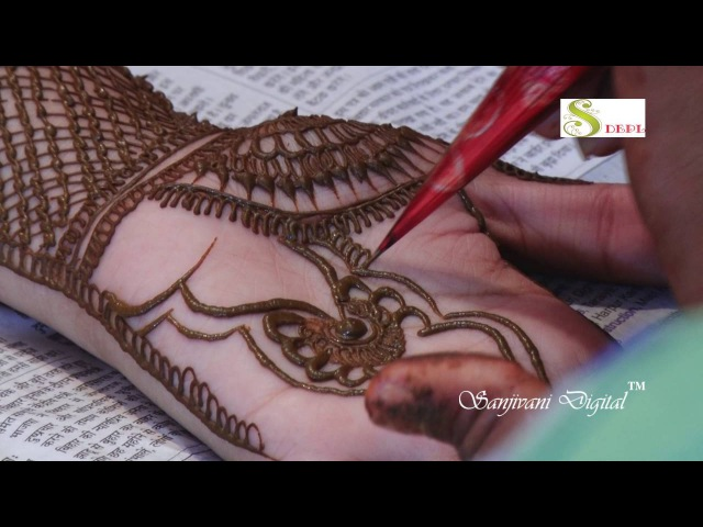 Latest Mehndi Designs 2016 Step by Step 84