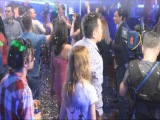 Как снимали сцену в клубе в фильме