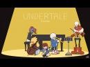 언더테일 합주_ ♬Undertale animation