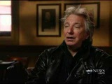 Rickman talks about Bottle Shock at ABC NEWS