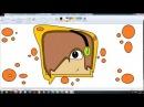 Рисуем картинку майнкрафт на аватарку в YouTube! Через Paint