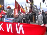 Глава Роскосмоса Дмитрий Рогозин зигует на последних секундах