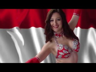 Boshret Kheir/Hussain Al Jassmi bellydance حسين الجسمي - بشرة خير (فيديو كليب Zuleika