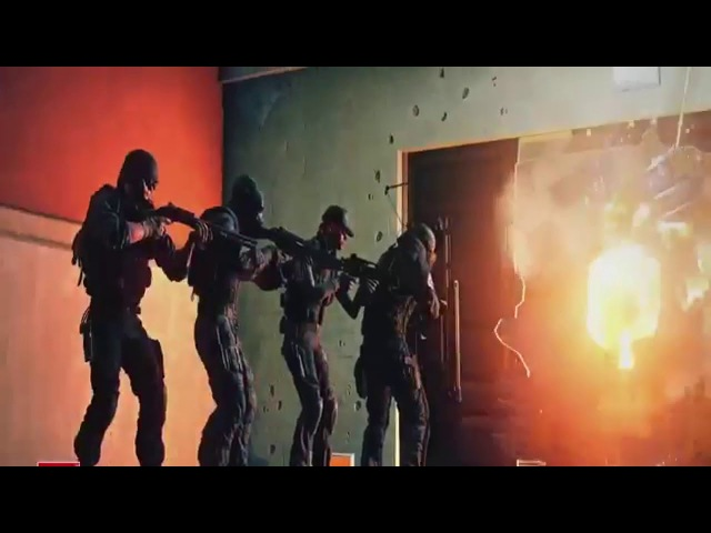 Tom clancy's rainbow six siege Trailer 2015