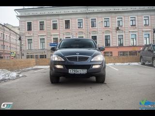 SsangYong Kyron I Рестайлинг AT 2.3 (150Hp) 4WD 2014г. | 32 795 км.