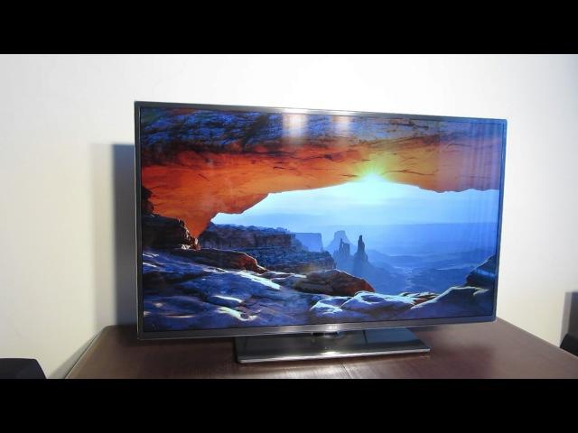 LG webOS TV 42LF652V Smart TV