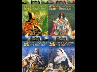 Короли и королевы Англии - Норманны и Великая Хартия (S01 E01) sl