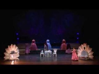 Летучая мышь. Сцена Эмма - собака Шульца и терцет Генриха, Розалинды и Блинда