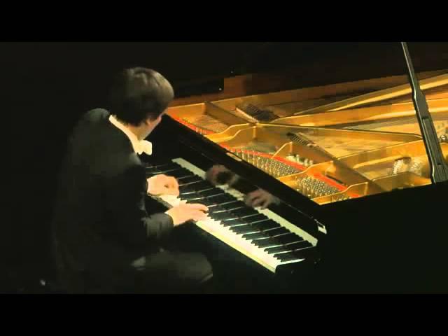 Franz Liszt - Chasse-Neige (Vadym Kholodenko)