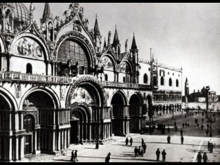 Загадка Сан Марко. Мировое могущество Венеции. Политика Венеции.