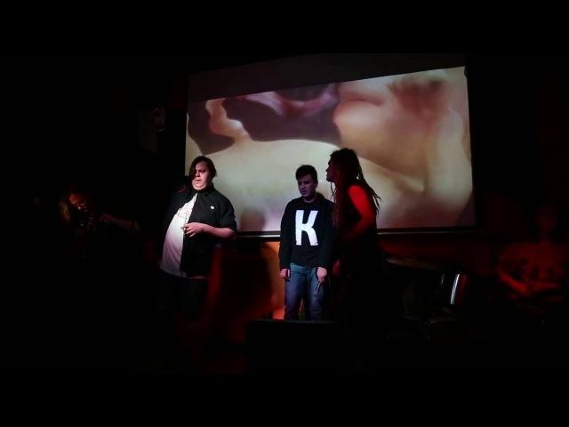 Dorblue - Второсортные Люди (feat PoleHate TraYm) 27.05.16