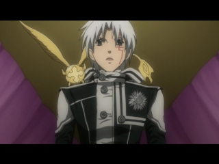 Ди Грей-мен / D.Gray-Man.1 сезон.51 серия (Eladiel & JAM) [HQ]