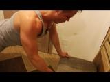 Как накачать грудные мыщцы в домашних условиях!