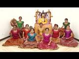 Ayigiri Nandini - Navadurgas singing Mahishasura Marddini Sthothram