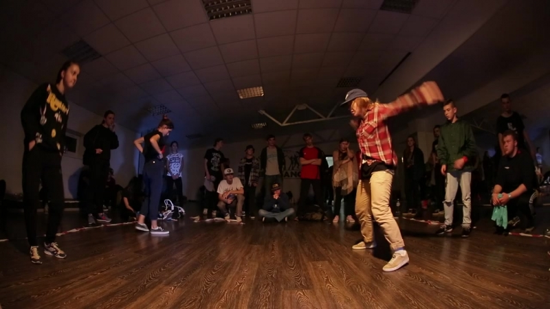 NewComaMakel vs TanyaKarina _ Hip-Hop 2x2 _ 1_2 _ Time4Battle
