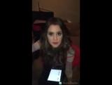 Снэпчат sweetyhigh: Лора отвечает на вопросы фанатов, 11 марта (2)