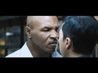 Donnie Yen vs Mike Tyson in Ip Man 3