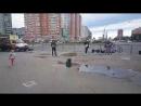 Уличные музыканты -песни цоя Питер