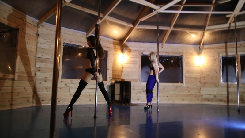 Polina Marta. Pole dance Camp Winter 2016 - Final concert