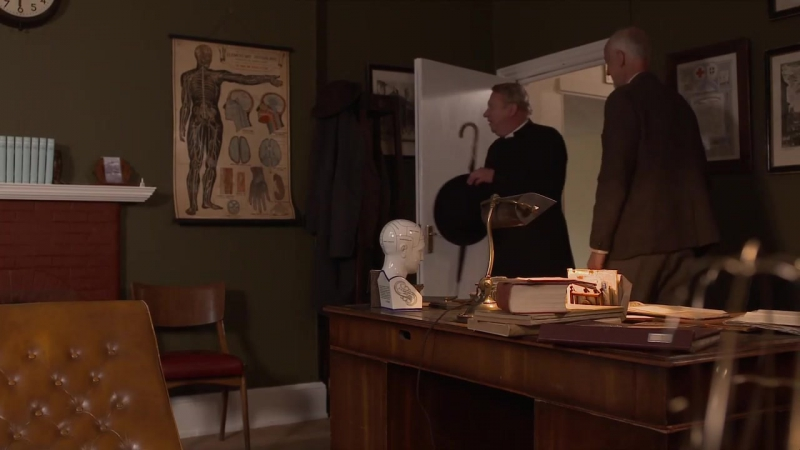 Father Brown (2013). S04E09. The Sins of the Father.
