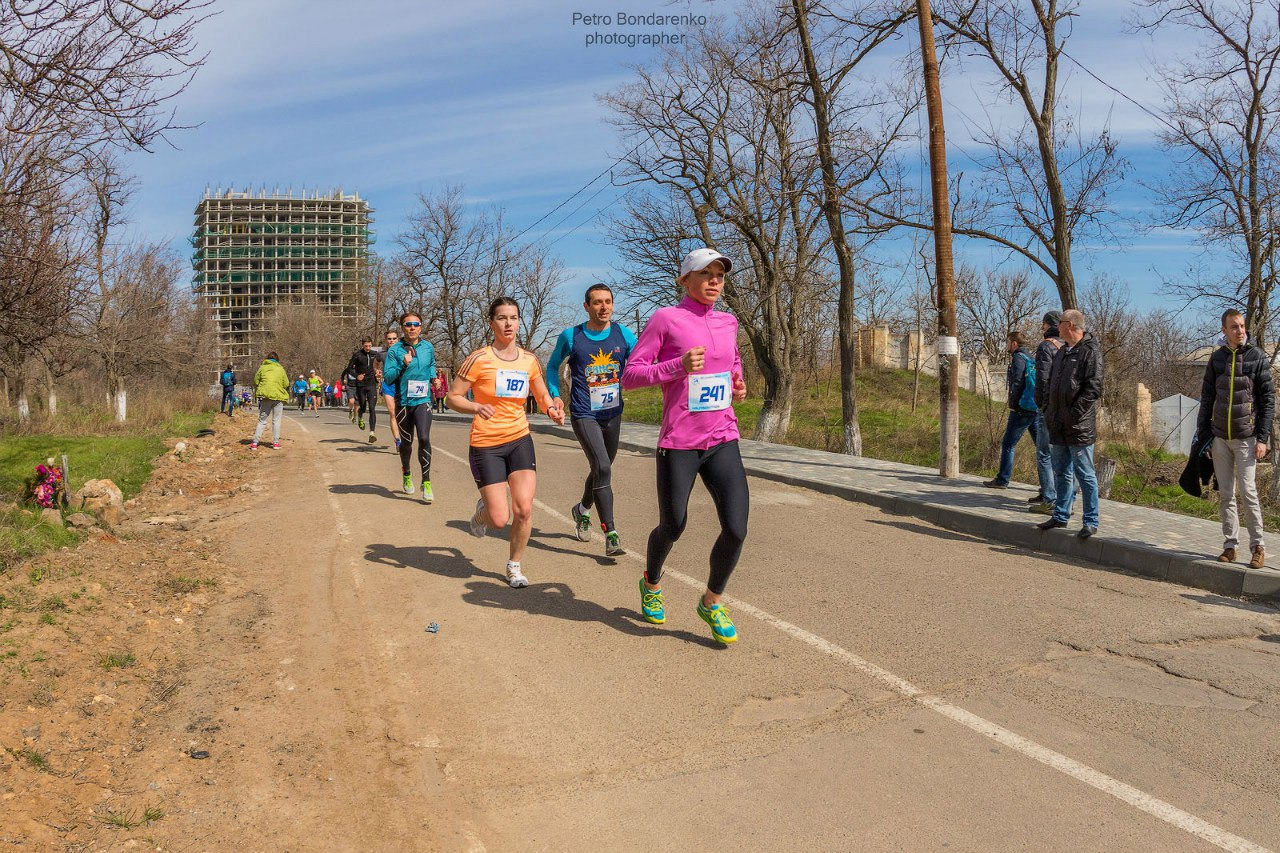 Международный марафон «Самопревосхождение». Одесса
