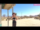 [BTS VID] DAMBI taking photo shoot in Lancaster, California ('Cosmopolitan' August issue)