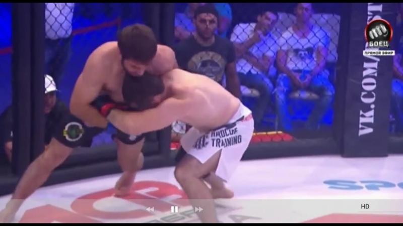 Валерий Хажероков vs Вячеслав Гагиев