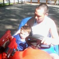 Анкета Антон Сидоров