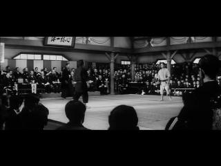 Гений дзюдо (Япония, 1965) боевые искусства, Тосиро Мифуне, советский дубляж