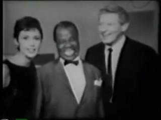 438. Видеоколлекция клуба Легенды музыки - Louis Armstrong, Caterina Valente and Danny Kaye