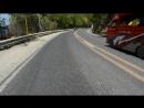 Из Ослоба_сидя сзади на трицикле