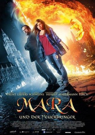 Мара и Носитель Огня (2015)