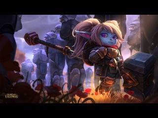 Poppy Rework Voice - Français (French) - League of Legends
