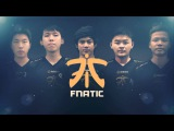 Going Two For Two In The Qualifiers - Fnatic to attend  ESL One  Frankfurt 2016!