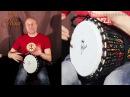 Восточные ритмы на джембе Видео урок по игре на джембе