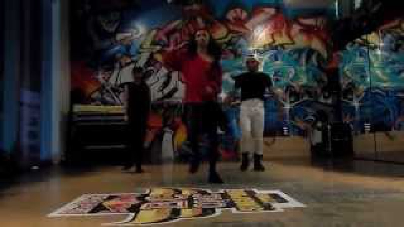 Where They From WTF | Missy Elliott ft. Pharrell Williams. @msandreaschua choreography