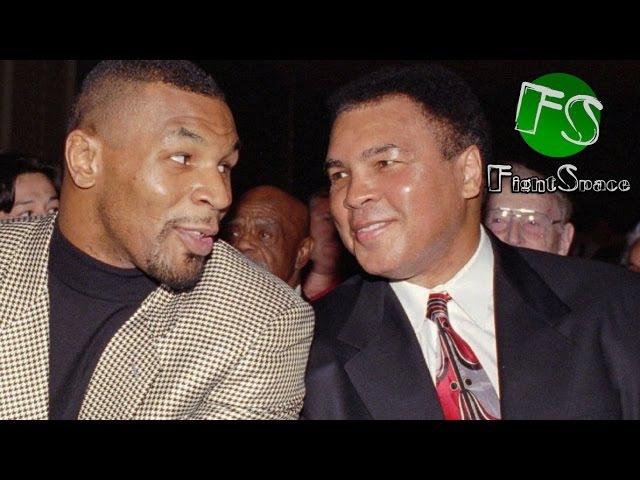 Мохаммед Али Майк Тайсон — великий, он меня победил бы (1989 год, русс.яз.) | FightSpace