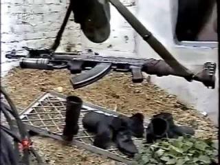 Бешеная рота Гюрзы Чечня - фильм про спецназ!