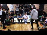 Phil VS Anansi - RUMBLE IN THE DOT TOP 16   BBOY NORTH