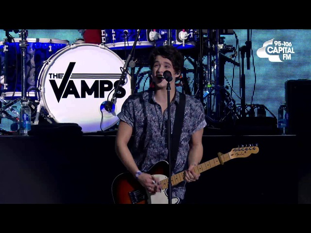 The Vamps - Wake Up (Live At Jingle Bell Ball 2015)