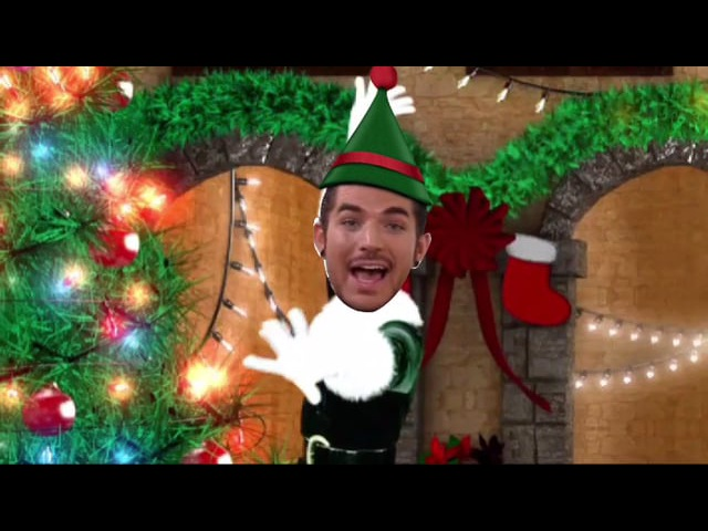 Merry Christmas from Da elf