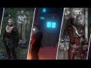 Доктор Кто в видеоиграх Пасхалки