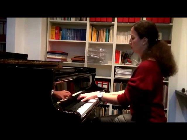 Fly - Ludovico Einaudi - Intouchables - Музыка из фильма 11 (моя любимая) Olga Bivol