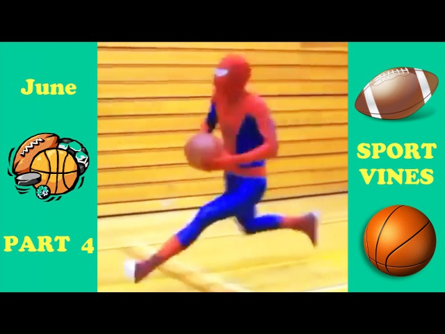NEW The best sport vines Instagram videos of June 2016 Part 4 (W/titles)