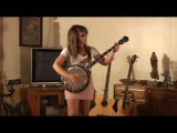 Flint Hill Special, Earl Scruggs Cover by Jaimee Perea