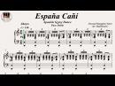 España Cañí Paso Doble Spanish Gypsy Dance Danza Zingara Spagnola Pascual Marquina Narro