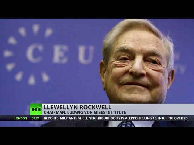 Sorokratie: George Soros unter das politische Mäntelchen geschaut