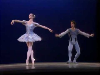 American Ballet Theatre 02) Delibes Sylvia, pas de deux